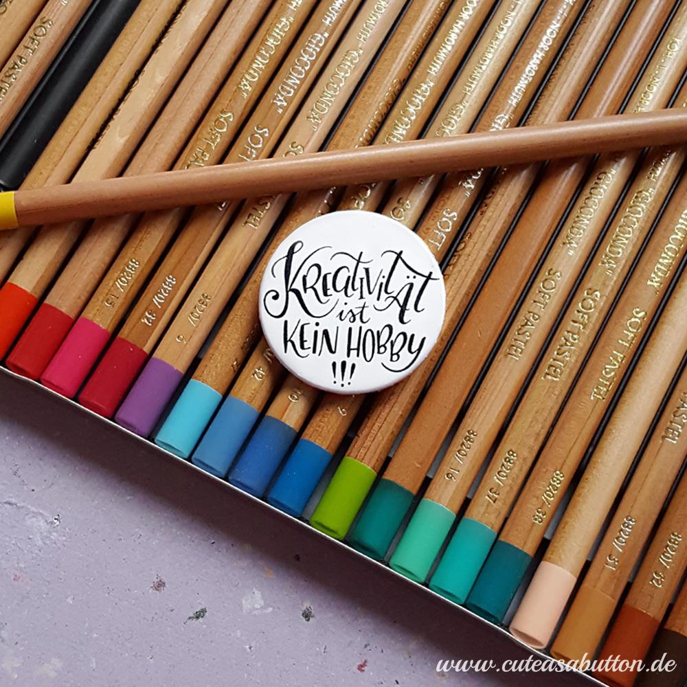 Kreativität Lettering